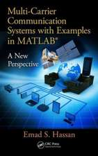 Multi-Carrier Communication Systems with Examples in MATLAB