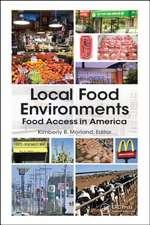 Local Food Environments