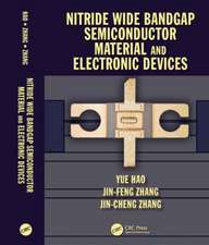 Nitride Wide Bandgap Semiconductor Material and Electronic Devices