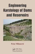 ENGINEERING KARSTOLOGY OF DAMS RE