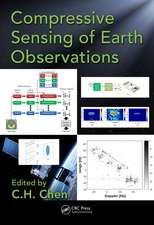 Compressive Sensing of Earth Observations