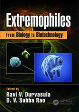 Extremophile Algae