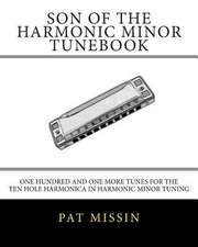 Son of the Harmonic Minor Tunebook