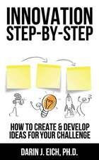 Innovation Step-By-Step