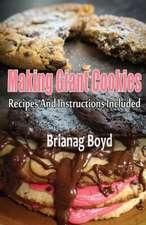 Making Giant Cookies