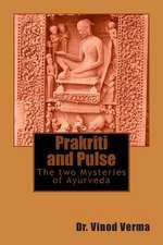 Prakriti and Pulse