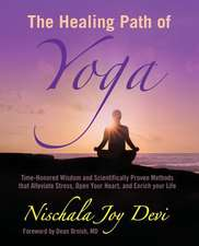 The Healing Path of Yoga