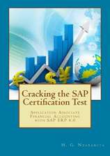 Cracking the SAP Certification Test