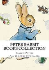 Peter Rabbit Books Collection (with Images)