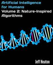Artificial Intelligence for Humans, Volume 2