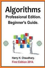 Algorithms, Professional Edition.
