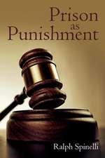 Prison as Punishment