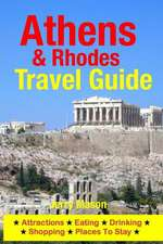 Athens & Rhodes Travel Guide