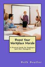 Boost Your Workplace Morale