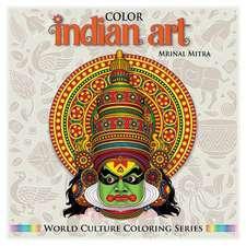Color Indian Art