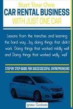 Start Your Own Car Rental Business with Just One Car