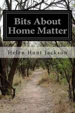 Bits about Home Matter