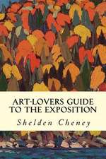 Art-Lovers Guide to the Exposition
