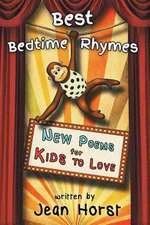 Best Bedtime Rhymes