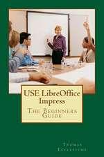 Use Libreoffice Impress