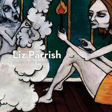 Liz Parrish Ghosts in the Smoke