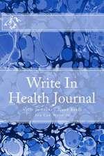 Write in Health Journal