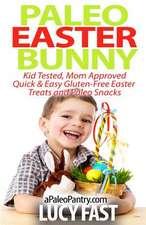 Paleo Easter Bunny