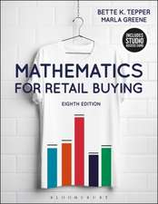 Mathematics for Retail Buying:  Bundle Book + Studio Access Card [With Access Code]