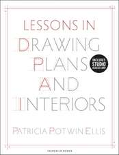 Lessons in Drawing Plans and Interiors: Bundle Book + Studio Access Card