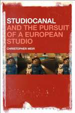 Mass Producing European Cinema: Studiocanal and Its Works