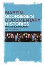 Martin Scorsese's Documentary Histories: Migrations, Movies, Music