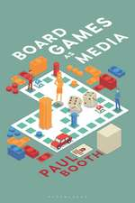 Board Games as Media