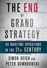 End of Grand Strategy