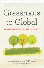 Grassroots to Global: Broader Impacts of Civic Ecology