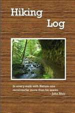 Hiking Log