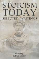 Stoicism Today