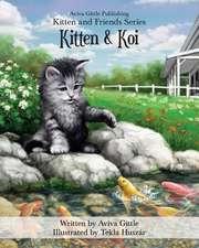 Kitten & Koi