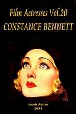 Film Actresses Vol.20 Constance Bennett