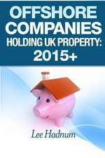 Offshore Companies Holding UK Property