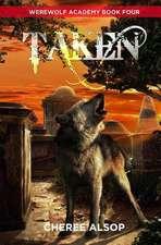 Werewolf Academy Book 4