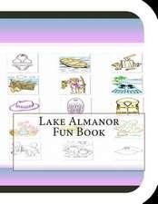 Lake Almanor Fun Book