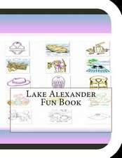 Lake Alexander Fun Book