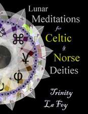 Lunar Meditations for Celtic and Norse Deities