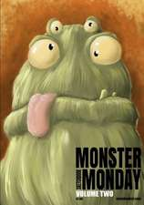 Monster Monday Sketchbook Volume 2