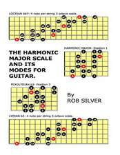The Harmonic Major Scale and Its Modes for Guitar