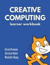 Creative Computing - Learner Workbook