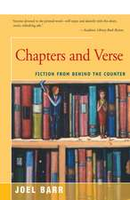 Chapters and Verse: Fiction from Behind the Counter