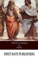 Critias & Timaeus