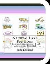 Nainital Lake Fun Book