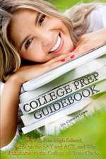 College Prep Guidebook